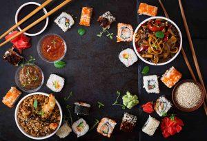 Makanan di Jepang