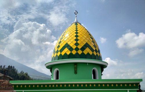 Berapa Harga Jasa Kontraktor Kubah Masjid