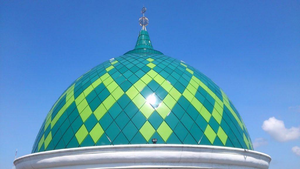 Harga Kubah Masjid GRC Siap Pasang