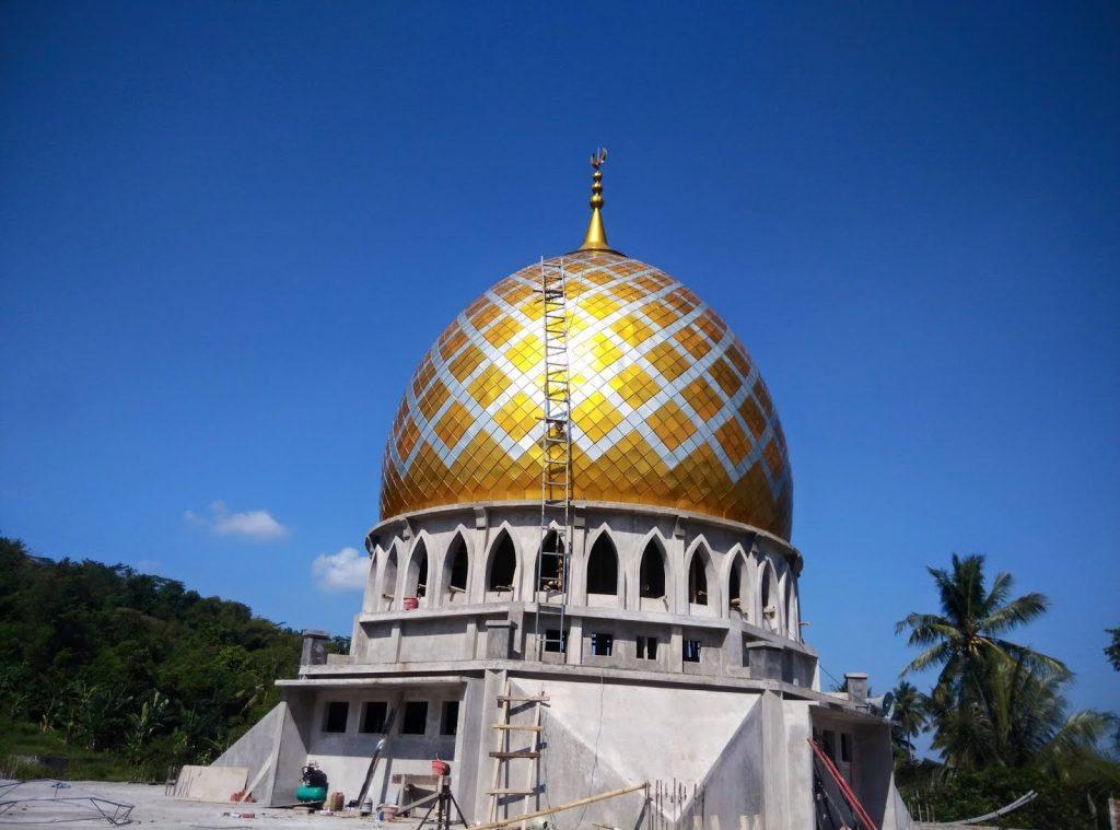 Jasa Pasang Kubah Masjid GRC